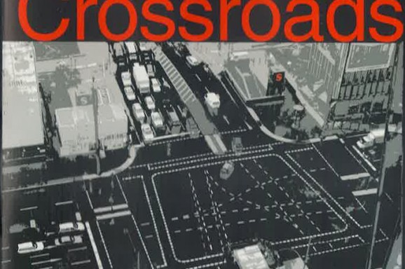 TIZIANA AFFORTUNATO, Crossroads, [note di copertina dal cd ed. VDM Records, 2007]