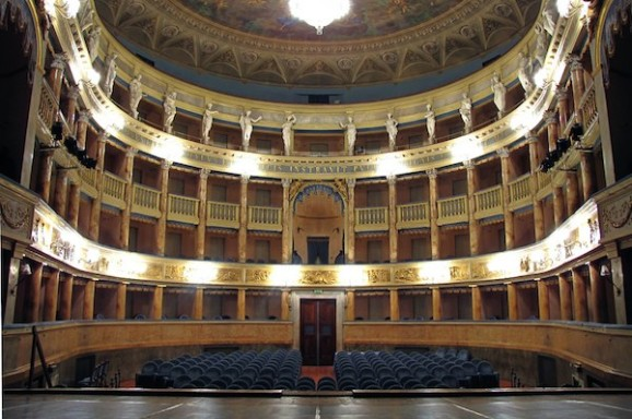 "Faenza, Teatro Comunale ""A. Masini"", January 10, 2015, 9 p.m. – Concert  for the New Year"
