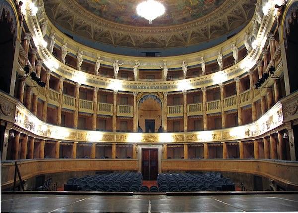 "Faenza, Teatro Comunale ""A. Masini"", January 10, 2015, 9 p.m. – Concert  for the New Year"