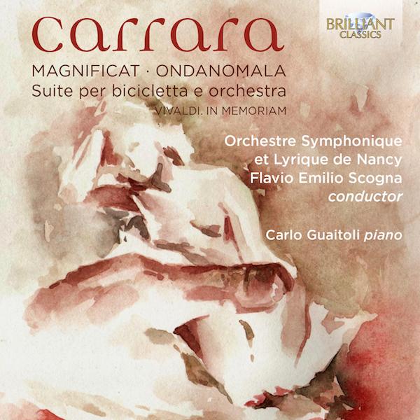 Carrara: Magnificat – Ondanomala – Suite per bicicletta e orchestra