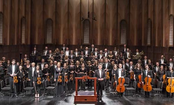 Charles Donelan, S.B. Symphony Premieres Double Concerto. Carrara's 'Machpelah' Puts Violin and Cello in Dialogue, «Santa Barbara Indipendent», January 14th, 2016