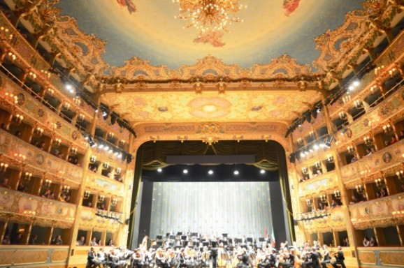 Laura Gaspari, Make music, not war- Un superbo Strausser alla Fenice di Venezia