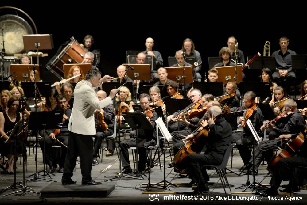 Sergio Zolli, The Ljubljana's  Slkovenska Filharmonjia closes Mittelfest 2016, «Instart», July 26th , 2016