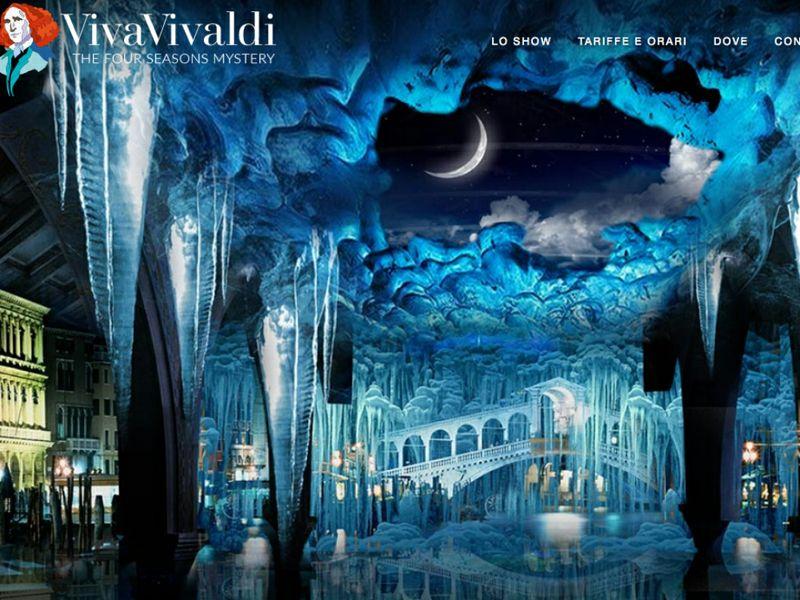 Viva Vivaldi – The four seasons mistery