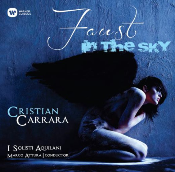 New CD – Faust in the sky