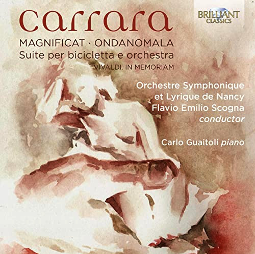 Magnificat and others orchestral works